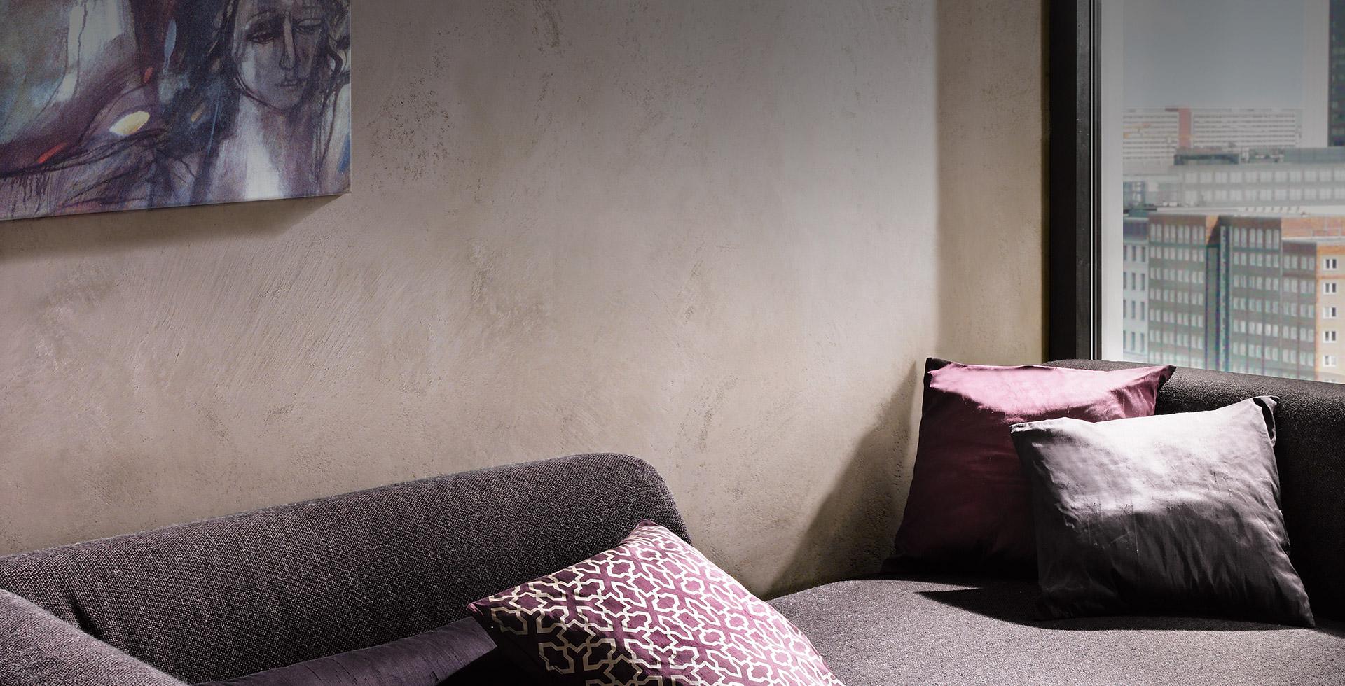 wand vision farbe struktur licht. Black Bedroom Furniture Sets. Home Design Ideas